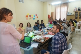 """The use of Drawings for the Psychological Assessment of Child Development"" Training"